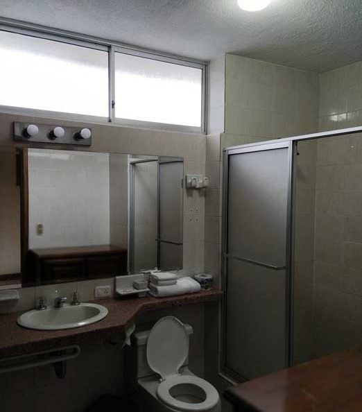 bathroom superior doble