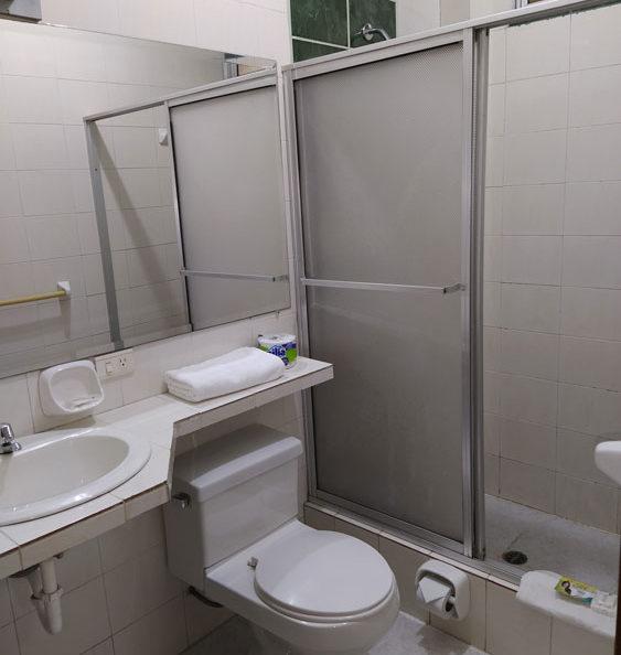 doble vt bathroom