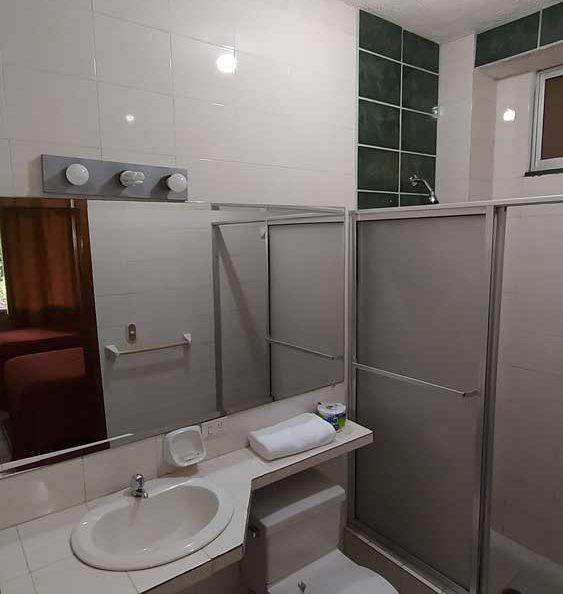 doble bathroom